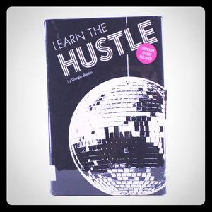 """Kate Spade COLLECTABLE Clutch  """"Learn the Hustle"""""""